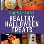 Healthy Super-Easy Halloween Lunchbox Treats for Kids