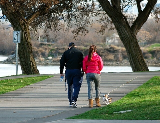 The Advantages of Walking for Fitness