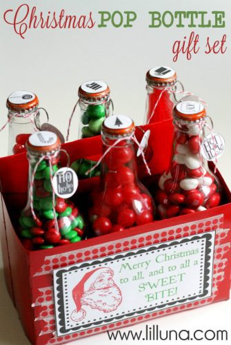 Best family gift ideas for christmas fun gifts the whole family christmas pop bottle gift set negle Choice Image