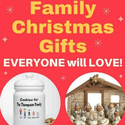 Family Gift Ideas For Christmas