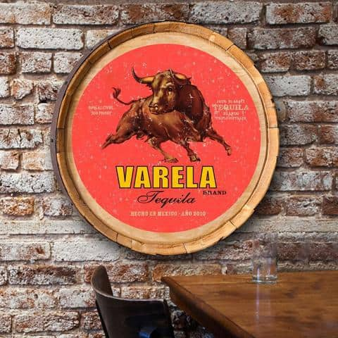 Every passionate tequila fan needs a personalized sign for their bar, basement, or mancave/womancave!
