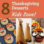 8 Thanksgiving Desserts Kids Love