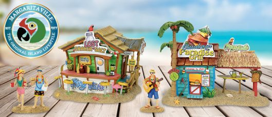 There's a Dept. 56 village collection for everything nowadays. Give your favorite margarita fan one of the buildings or figurines from the Margaritaville collection...you can add on to it each year, which means you'll already have gifts lined up for quite a few gift-giving occasions!