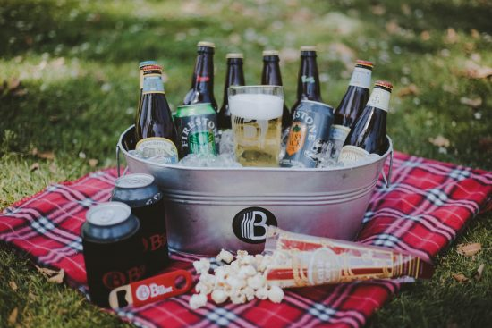 Beer Gift Basket - Because when it comes down to it, all the beer lover really wants is more beer.