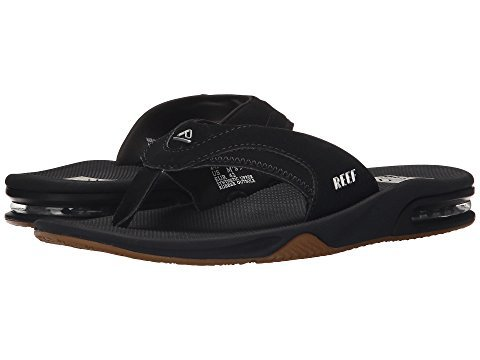 Super-comfy Reef flip-flops include a genius bottle hidden in the sole. Perfect gift for the beer-loving beach goer!