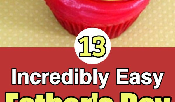 13 Fun and (Mostly) Easy Father's Day Cupcake Ideas