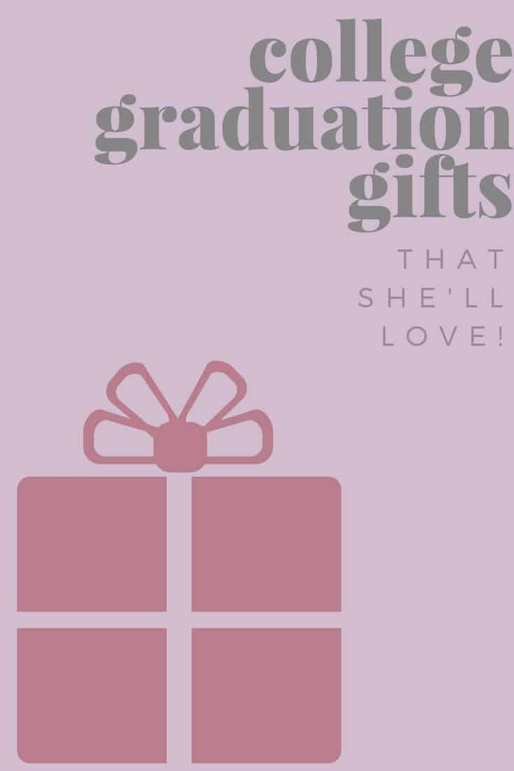 College Graduation Present Ideas for Her