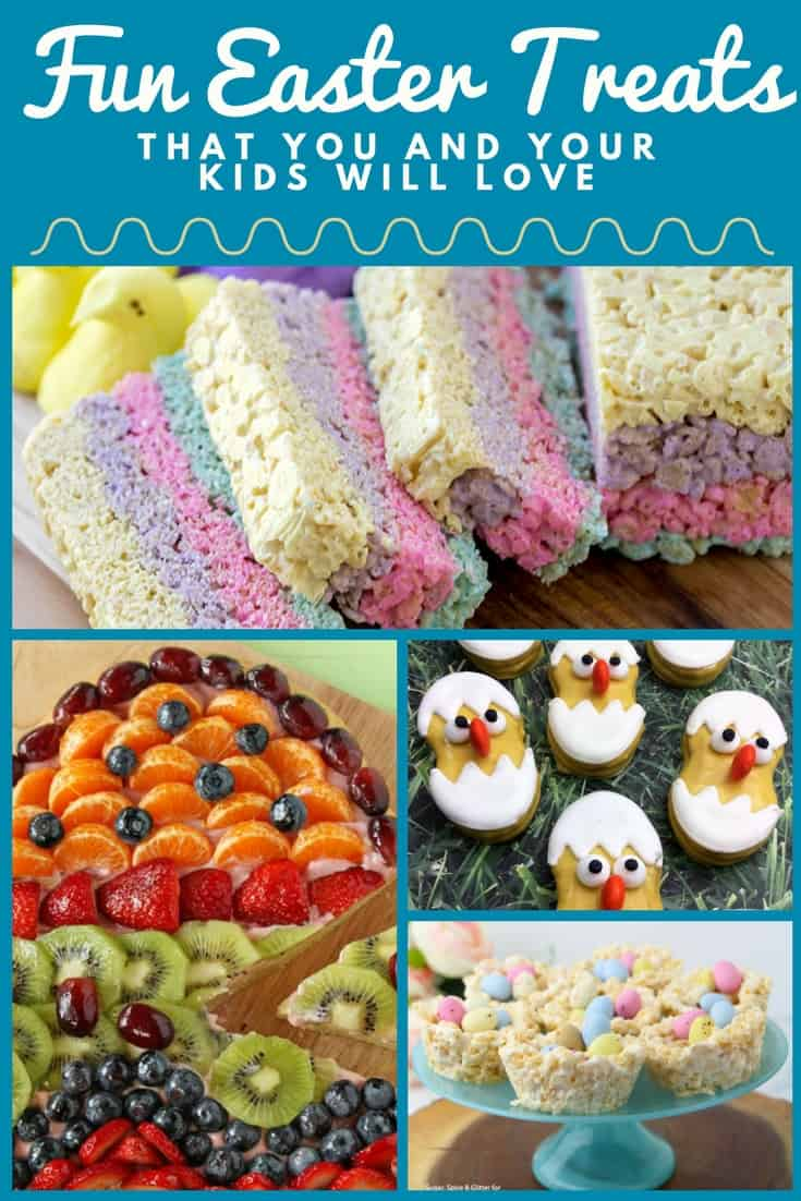 Fun and Festive Easter Treats for Kids