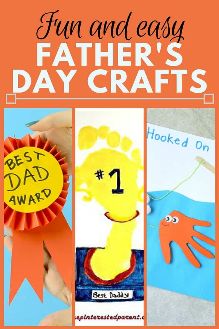 Fun Father's Day Crafts