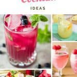 Spring Cocktail Ideas