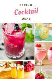 Fun spring cocktail ideas fun spring drinks