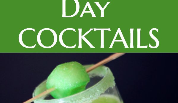 St. Patrick's Day Drinks – 12 Cocktail Recipes