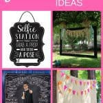 Grad Party Photo Booth Ideas