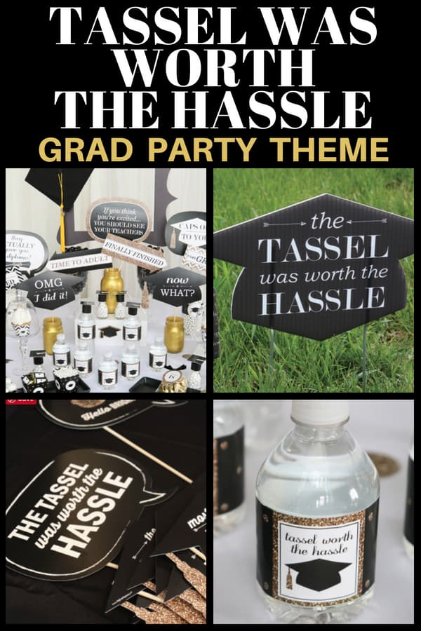 graduation party themes 2018 13 easy high school or college grad