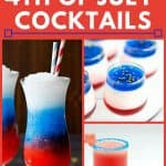 4th of July Drink Recipes – 13 Patriotic Cocktails That Will Have You Seeing Fireworks