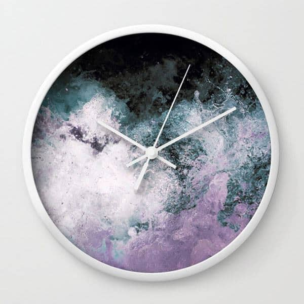 Wall Clock - Practical and Cute Dorm Decoration