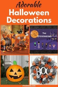 Adorable Halloween Decorations - Perfect Decorations for the Holiday
