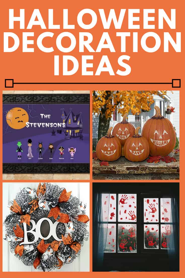Halloween Decoration Ideas - Scary, Cute and Fun Halloween Decorations