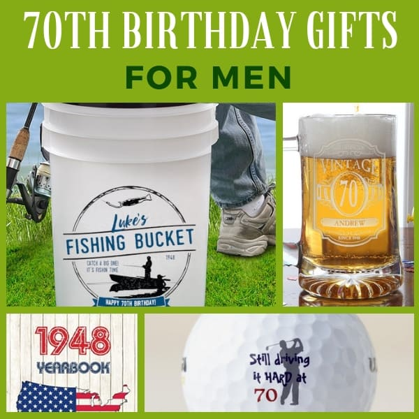 Senior Men Birthday Gifts