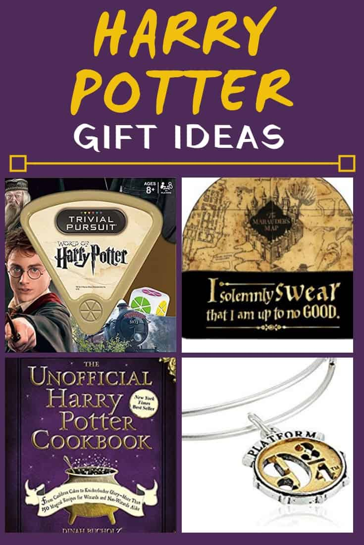 Harry Potter Gift Ideas - Fun Gifts for Your Favorite Harry Potter Fan
