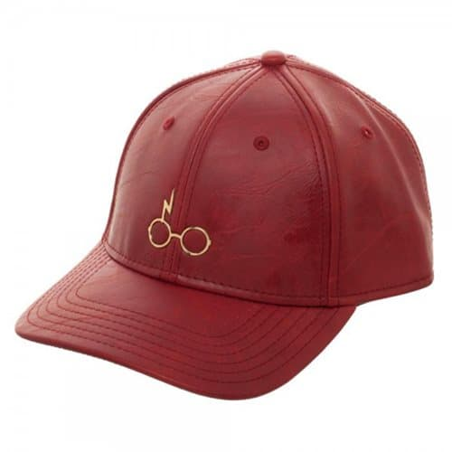 Harry Potter Leather Cap - Thoughtful Gift for Harry Potter Fan