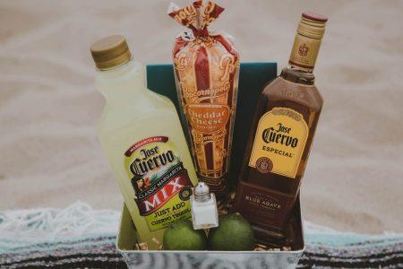 Jose Cuervo Margarita Gift Basket