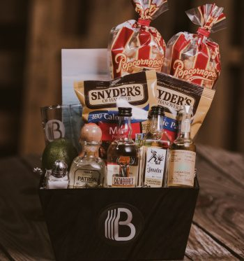... Basket · Resposado Tequila Sampler Gift Set