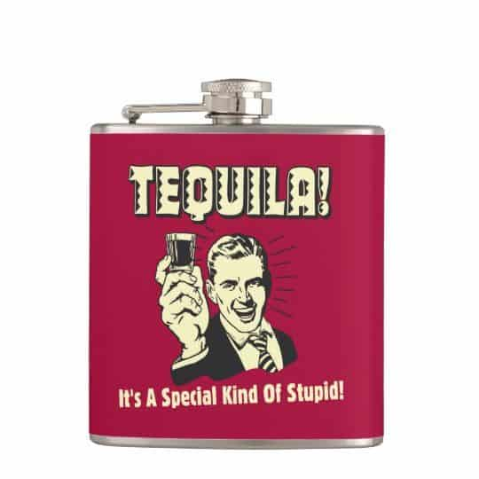 "Funny Tequila gifts - The true tequila lover is sure to appreciate the humor behind this fun ""Thank you tequila, for always being my dance partner."" Click to see more great gift ideas for tequila fans!"
