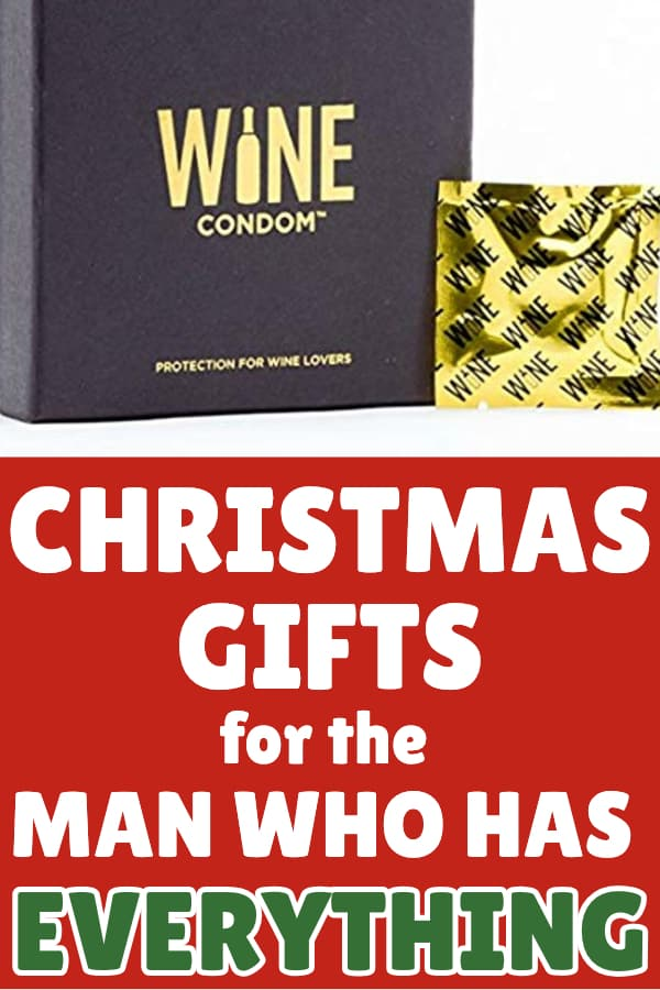 Christmas Gift Ideas for the Husband Who Has EVERYTHING ...