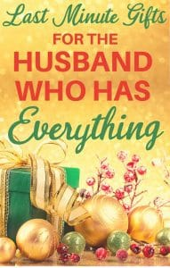 Christmas Gifts For Husband 2019.Christmas Gift Ideas For Husband Who Has Everything 2019