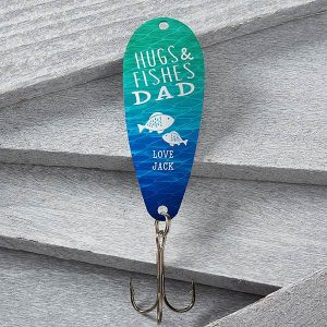 Personalized Fishing Lure - Choice of Styles