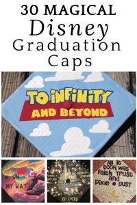 30 Magical Disney Graduation Caps