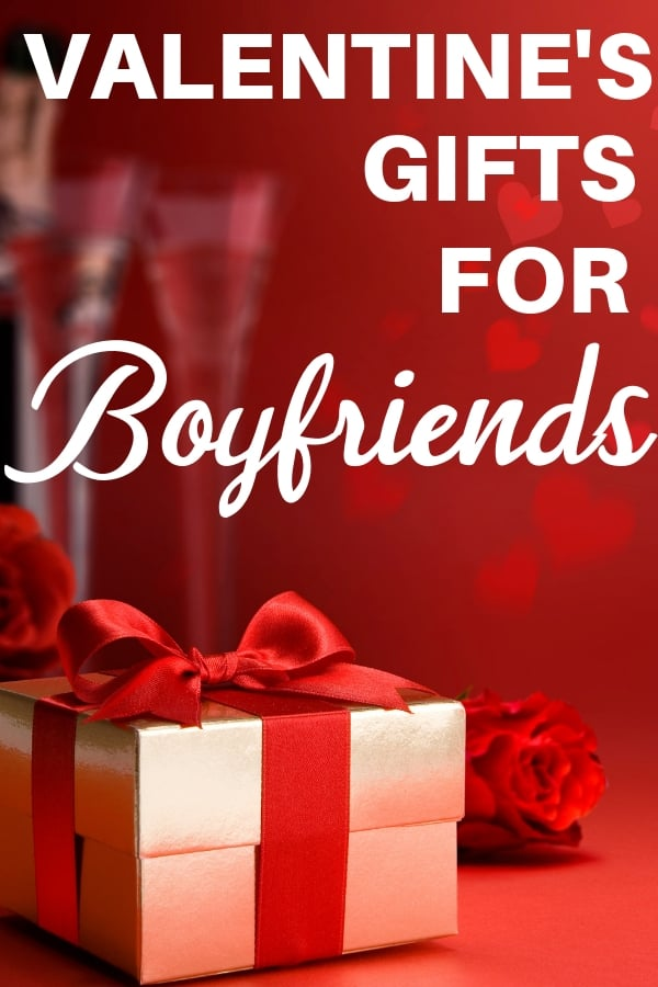 Valentine's Day Gifts for Boyfriends