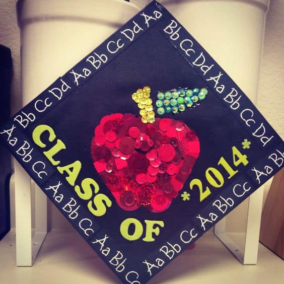 Graduation Cap for Teachers