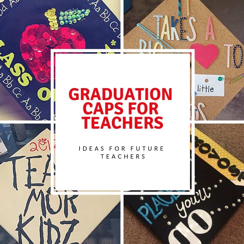 20 Graduation Caps For Teachers 20 Best Teacher Grad Caps