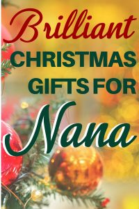 Christmas Gift Ideas for Nana - Delight her this year with an awesome present! Click to see 50+ thoughtful Christmas gifts Nana will love! #FINDinista #ChristmasGift #NanaGIfts
