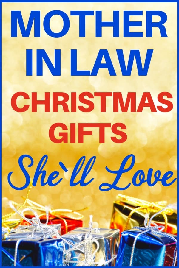 Christmas Gifts for Mother in Law Who Has EVERYTHING! Looking for awesome Christmas presents for the picky mother in law? Thrill her this year with the perfect gift...click to see 60+ Christmas gifts even the impossible mother in law will love! #FINDinista #Christmasgifts #motherinlaw