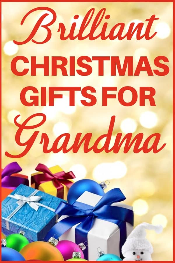 What to Get Grandma for Christmas 2019 - Looking for special gifts for Grandma? Thrill her with the perfect gift this Christmas! Click to shop 50+ awesome Christmas gift ideas for grandmothers. #FINDinista #christmasgifts #grandmagifts