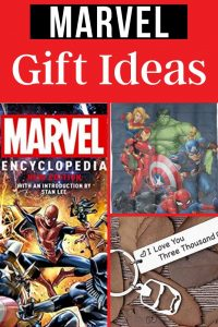 Marvel Gift Ideas - Gifts for Your Favorite Marvel Fan