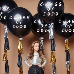 Class of 2020 FRIENDS Themed Balloons