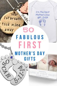 First Mother S Day Gift Ideas 50 Gifts First Time Moms Love 2020