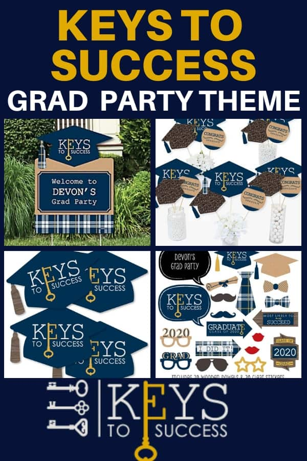 Graduation Party Themes 2020 - Festive High School/College ...