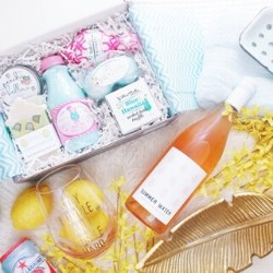 Spa Gift Box Subscription - Choose Monthly or Quarterly