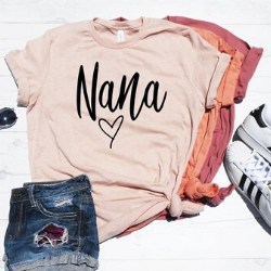 Nana Shirt - Choice of 20 Colors