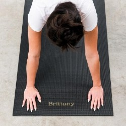 Personalized Yoga Mat - Choice of Colors