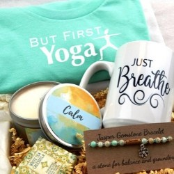 Yoga Gift Box for Stressed Moms